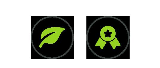 Tecnologia e Sostenibilità // Premium Quality