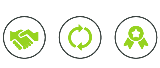 Approccio Business oriented // Contaminazione Professionale // Premium Quality